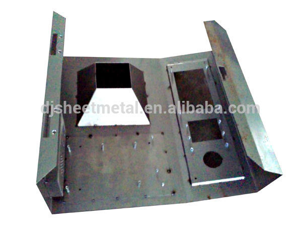 Factory Price Custom Metal Plate Bending