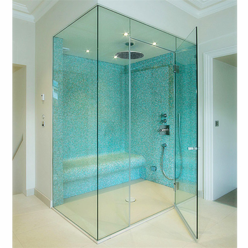 6mm 8mm Toughened / Tempered Glass for Shower Doors/ Enclosures /Screens