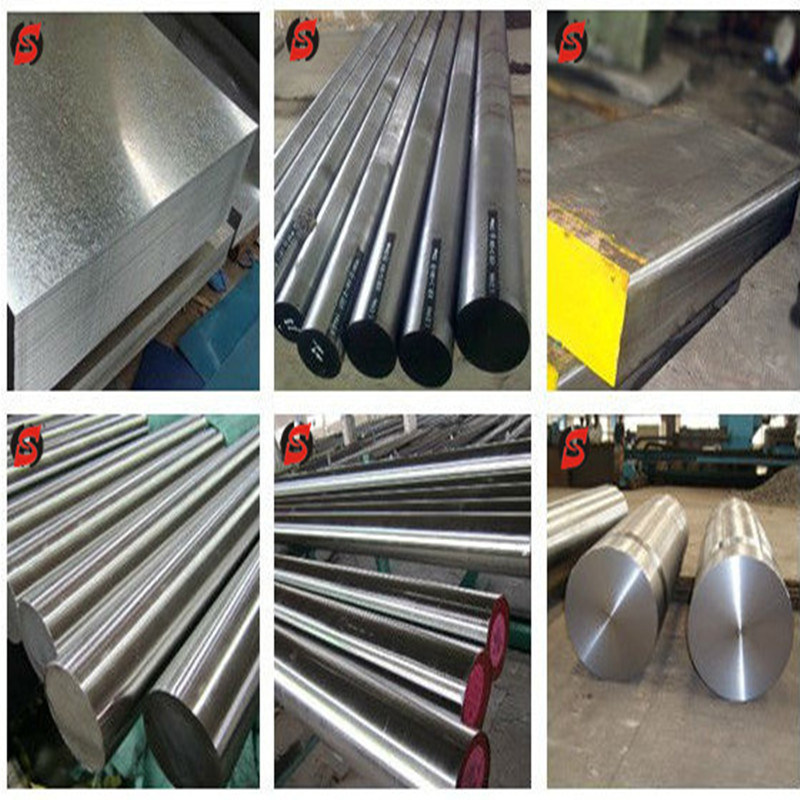 ASTM: 420/ DIN: 1.2083 GB: 4Cr13 Plastic Mould Steel Plate /Mould Steel/ Tool Steel