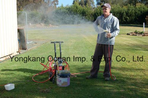 Hyvst Electric High Pressure Airless Paint Sprayer Diaphragm Pump Spx1150-210