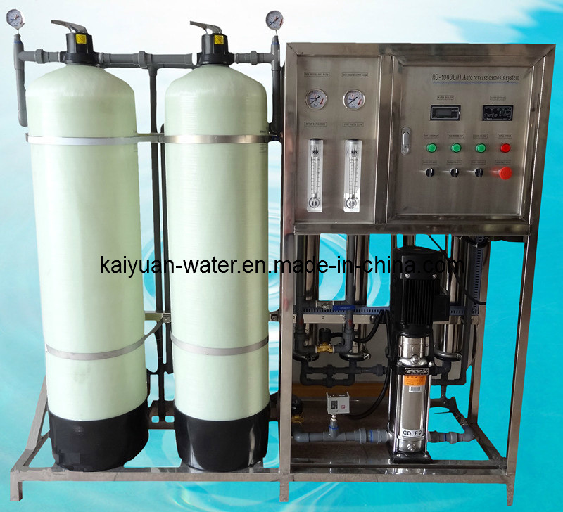 Water Treatment for Bottle Drinking Water Reverse Osmosis
