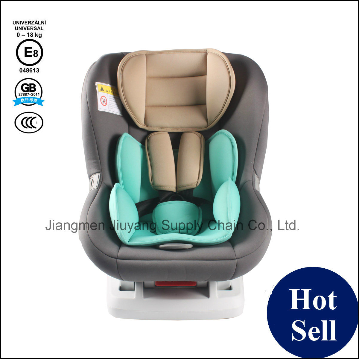 Free Sample - Baby Safety Car Seat with ECE 048613 Certification