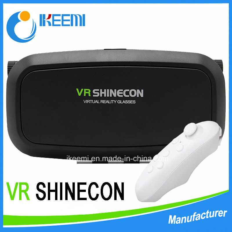 Dropshipping 2016 Newest Creative Vr Shinecon 3D Video Glasses Virtual Reality for Smartphones