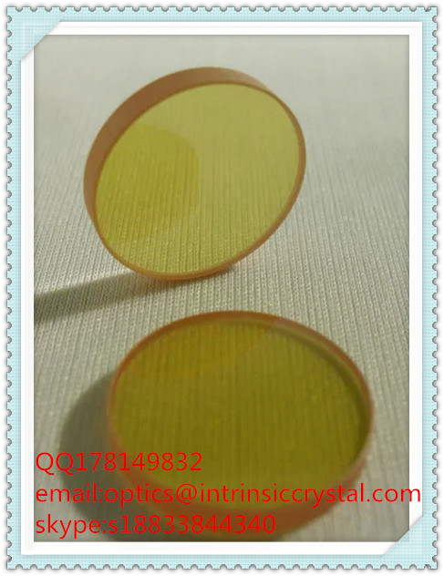 Zns Plano Concave Lens, Optical Laser Lens