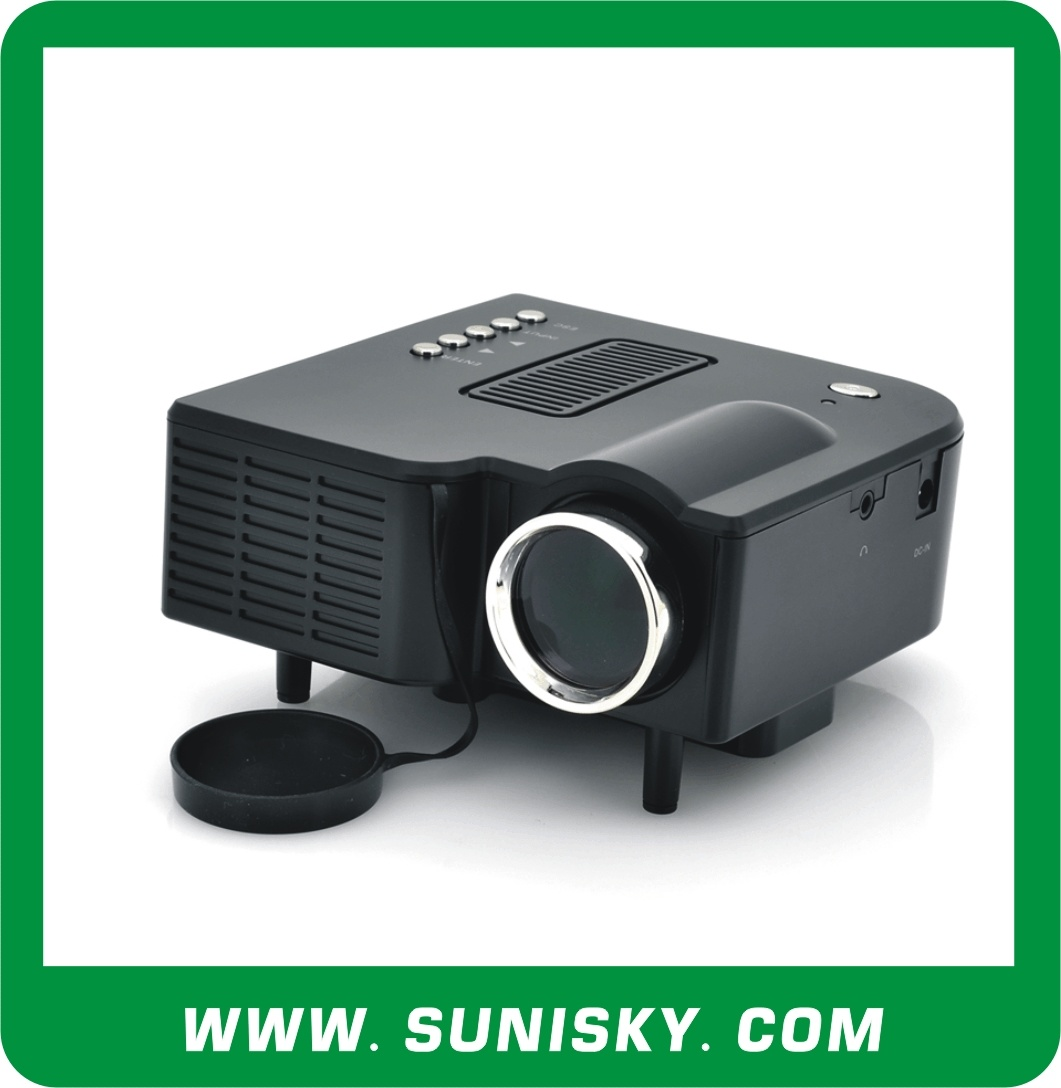Hottest! ! ! Mobile Phone Mini LED Projector