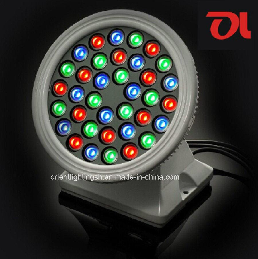LED 18W/36W RGB Circular Wall Washer