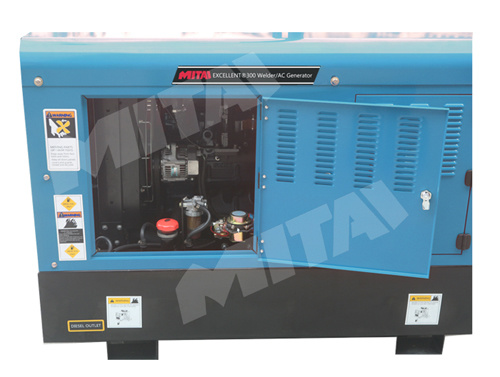 Multi-Process Engine Driven Pipe Welding Machine