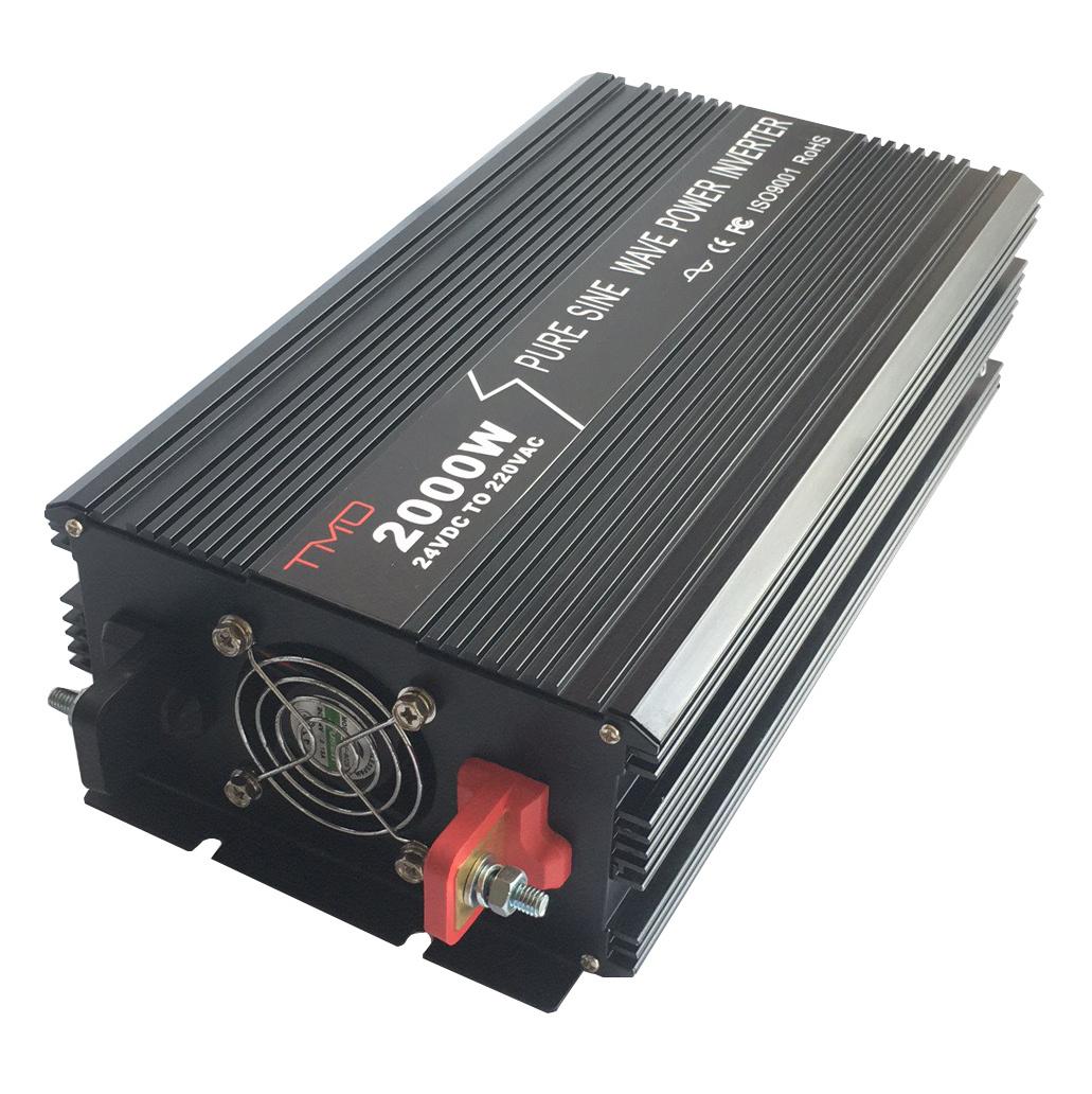 Hot Selling Inverter 2000 Watt High Frequency Power Inverter 12V 220V 2000W