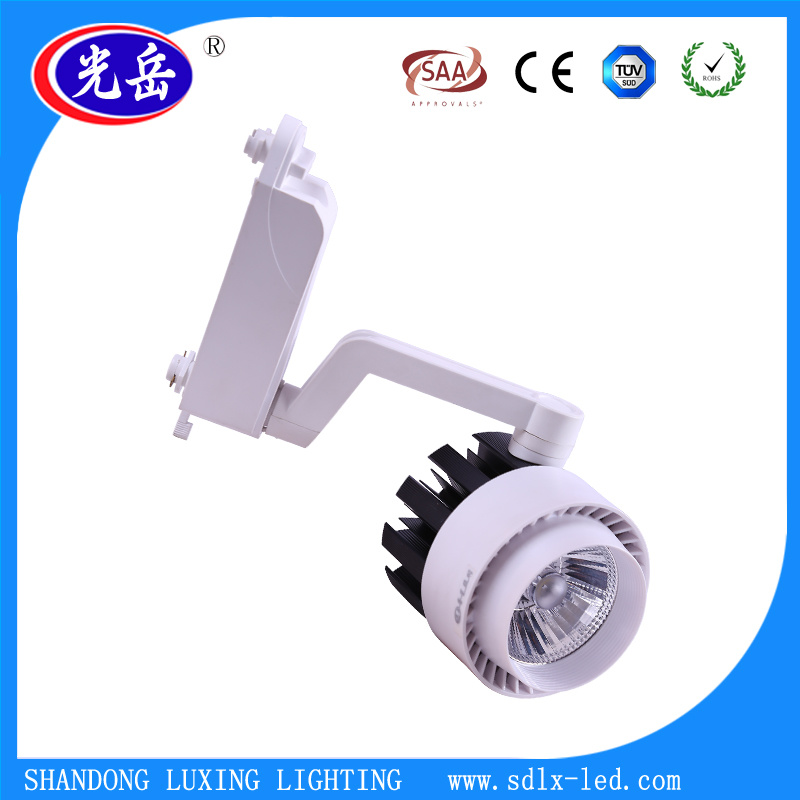 High Lumen Energy Saving 30W LED Tracklight for Track Lighting