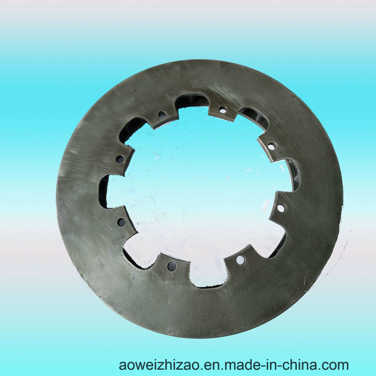 Sand Casting Brake Disc with Stainless Casting