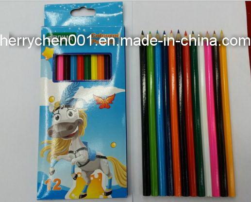 48 Colors 7 Inch Color Pencil, Sky-048