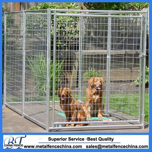 Heavy Duty Dog Cage Strong Lockable Access Dog Cage