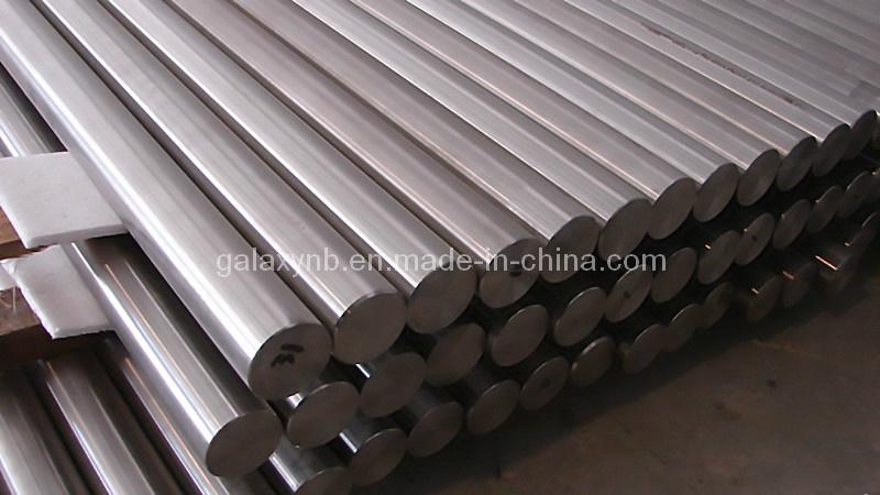 Polish Surface Titanium Round Bar H7