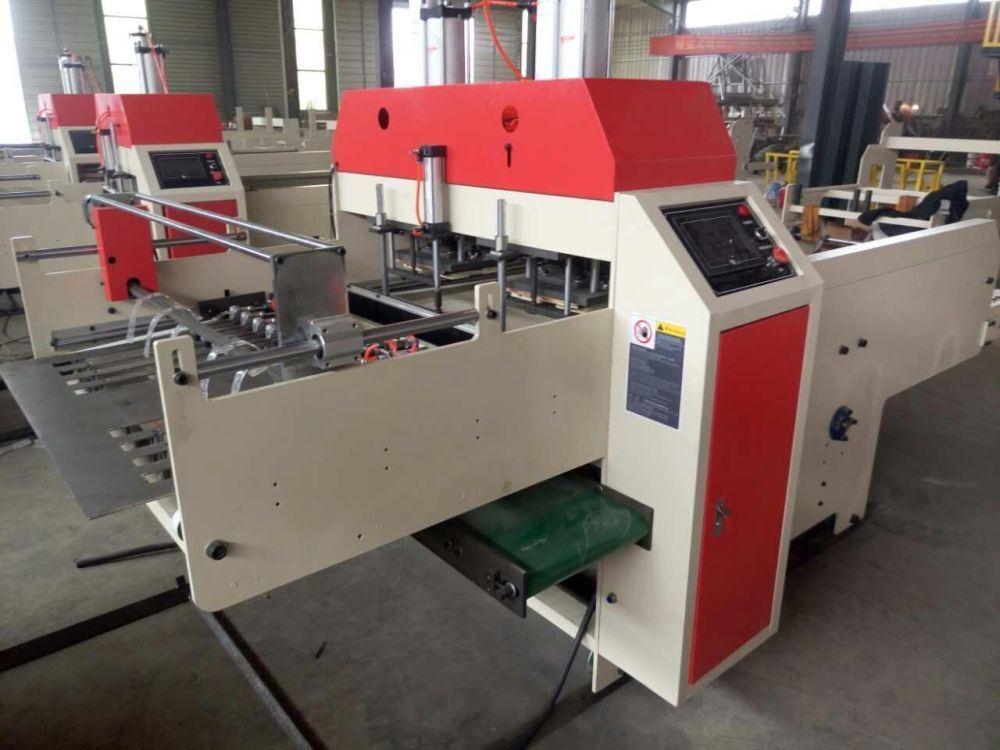 Full-Automatic T-Shirt Bottom Sealing Bag Making Machine (Dual drive)
