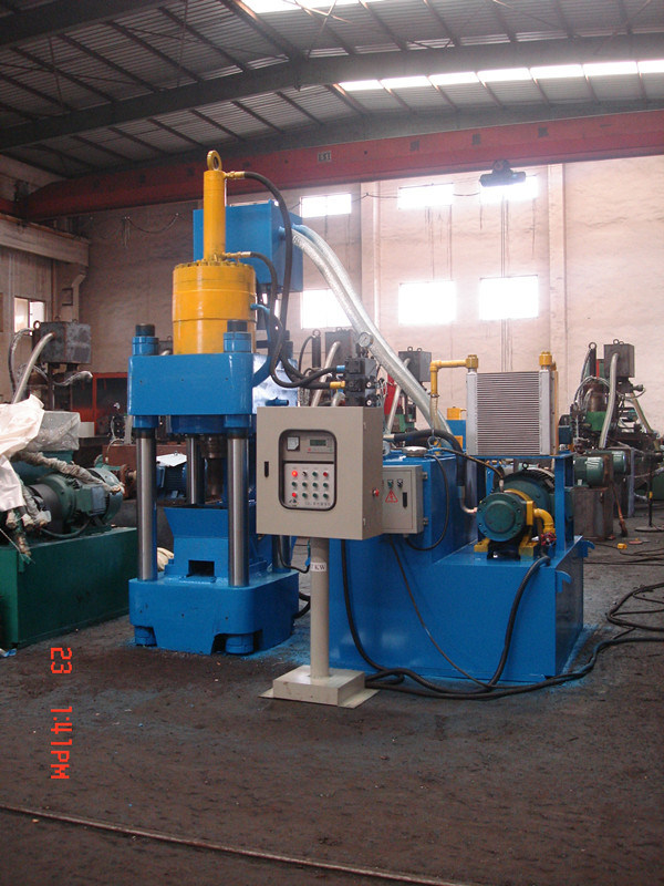 Briquetters Automatic Aluminum Iron Metal Scrap Hydraulic Briquette Recycling Machine-- (SBJ-360)