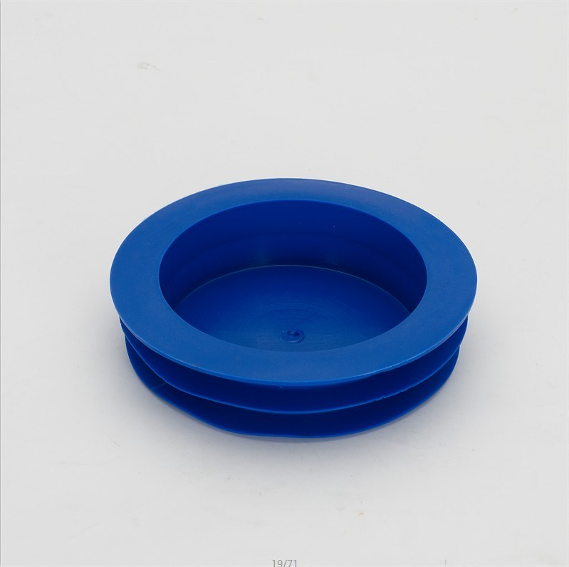 Plastic LDPE End Cap for Pipe with SGS