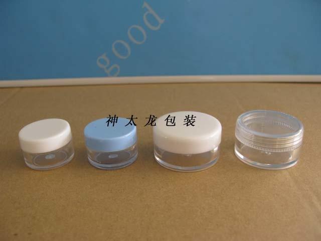 Plasticbottles Packaging Cream Bottle Jars