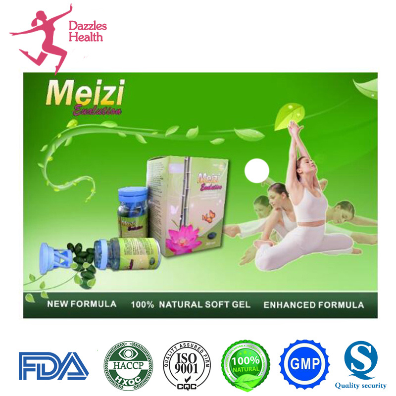 Meizi Evolution Herbal Extract Weight Loss Slimming Capsule