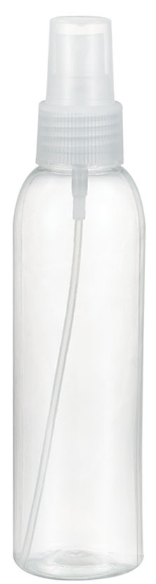 Plastic Detergent Bottle