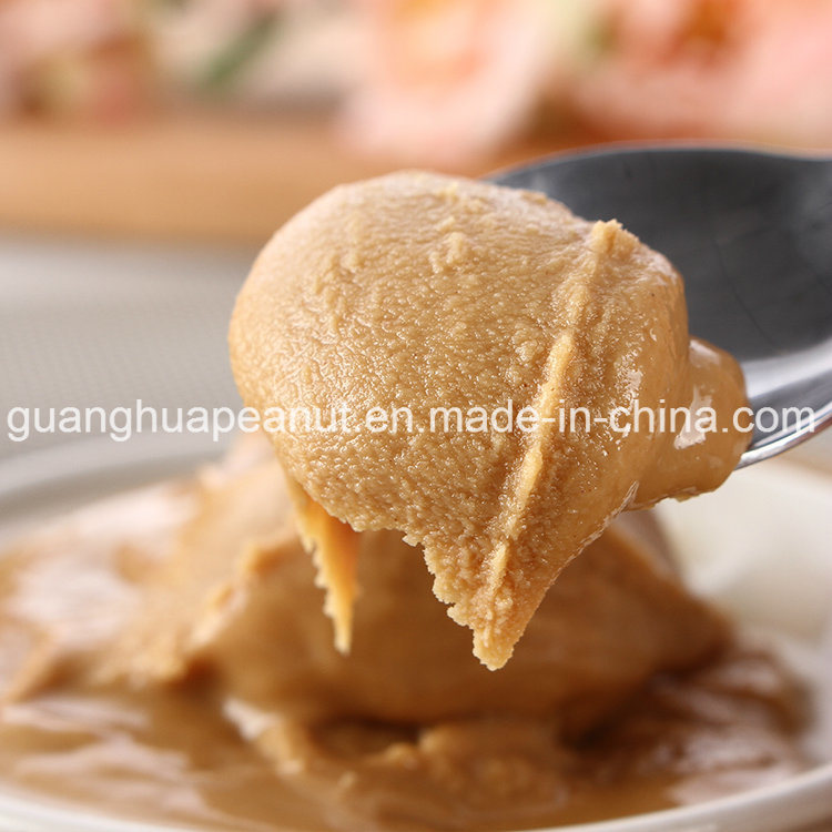 Hot Sale Pure Peanut Butter Creamy and Crunchy