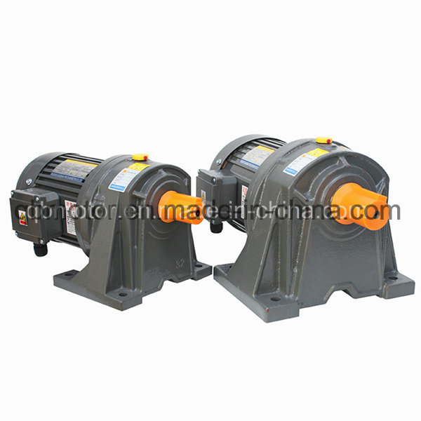 Gh/CH40 High Ratio Flange Type Horizontal Mount AC Geared Motor