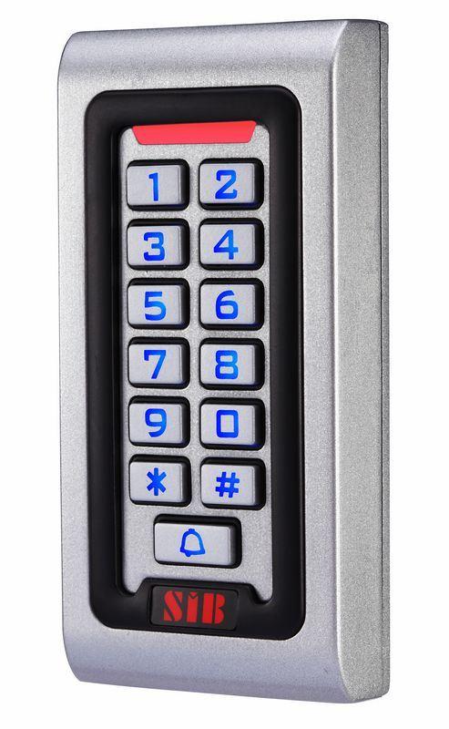 Metal Access Control Keypad with Digital Backlit S601em-W