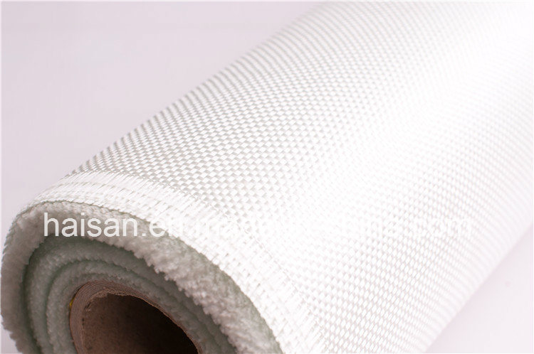 Construction Material Alkali-Free 800g Fiberglass Woven Roving Cloth