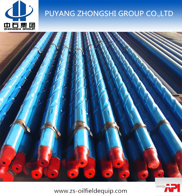 API 7 Oil Well Drilling Spiral Non-Magnetic Drill Collar