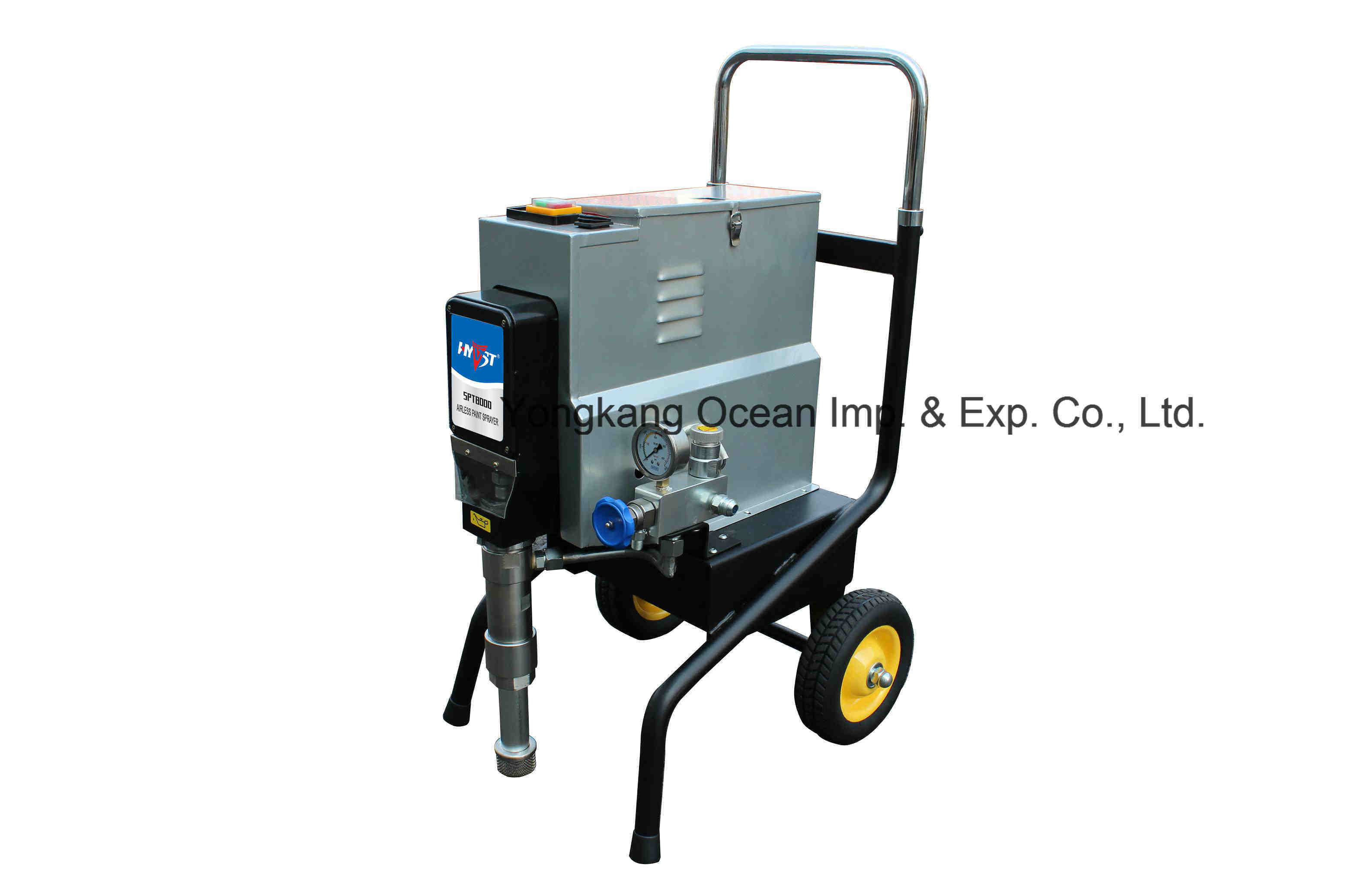 Hyvst High Pressure Airless Paint Sprayer Spt8000