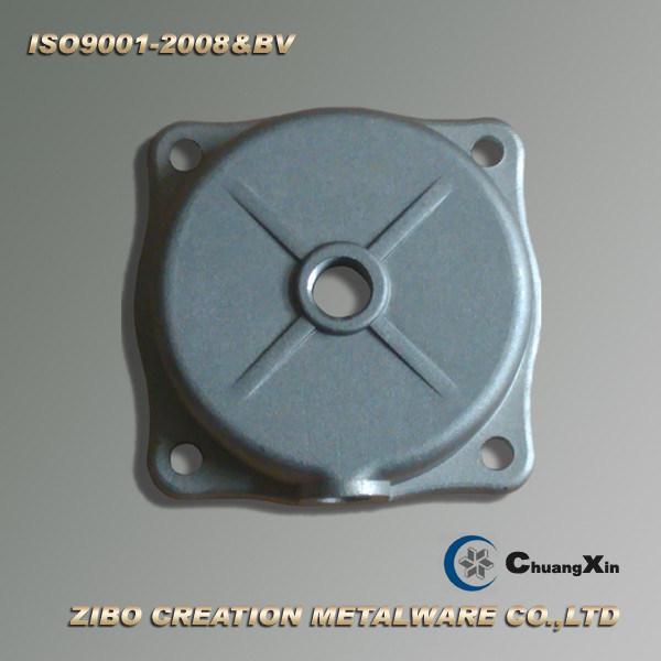 Aluminum Die Casting Endcap