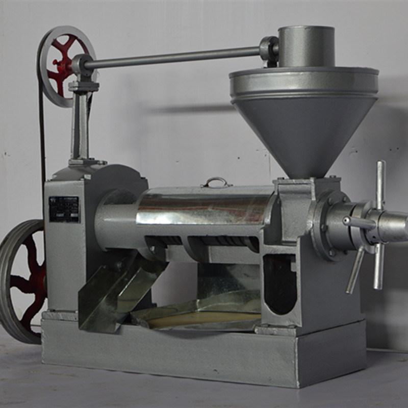 Nigeria Peanuts Cooking Oil Press