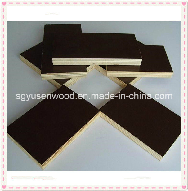 Concrete Formwork Construction Film Faced Plywood