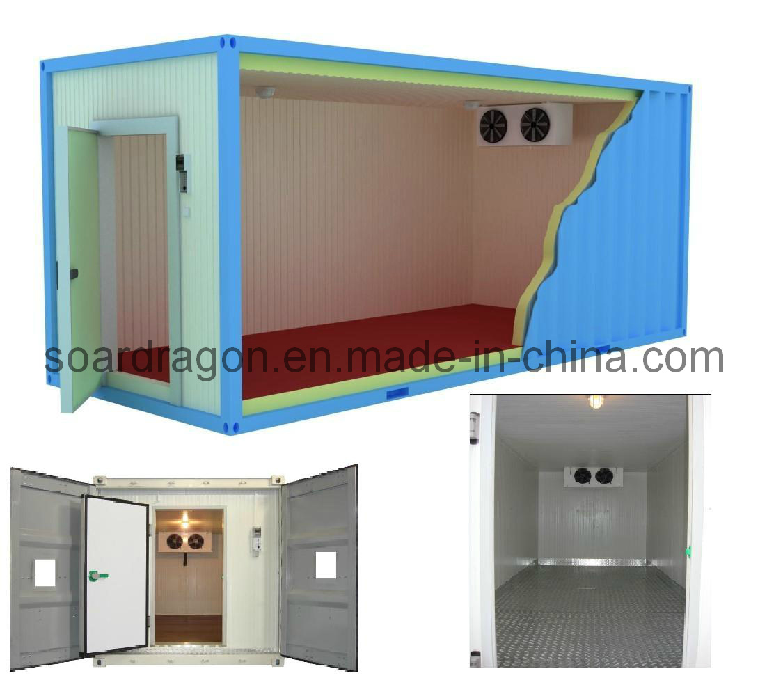 Commercial Refrigerated Container Freezer Room