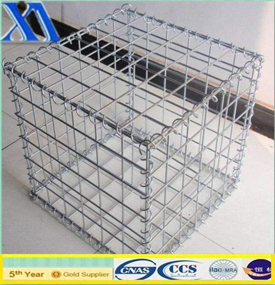 2014 Hot Sale! Gabion Mesh/Gabion Box for Construction