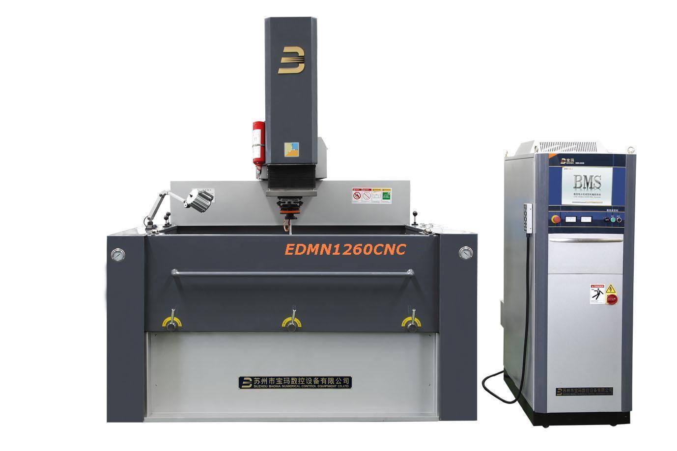 CNC Sinker EDM (EDMN1260CNC)