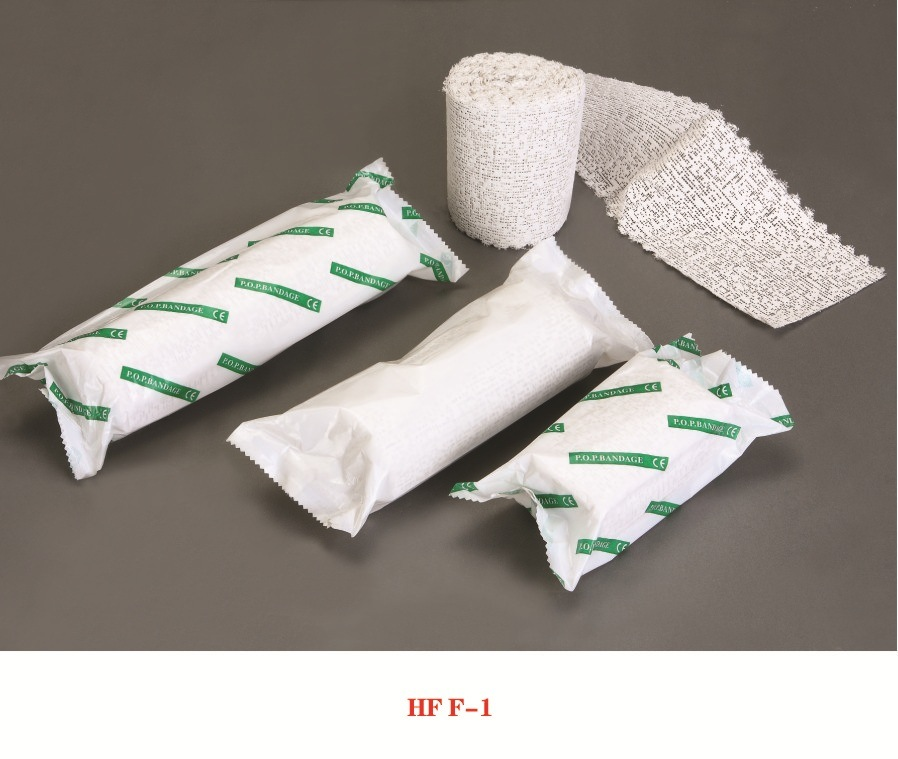 Disposable Plaster of Paris Bandage with Ce & ISO