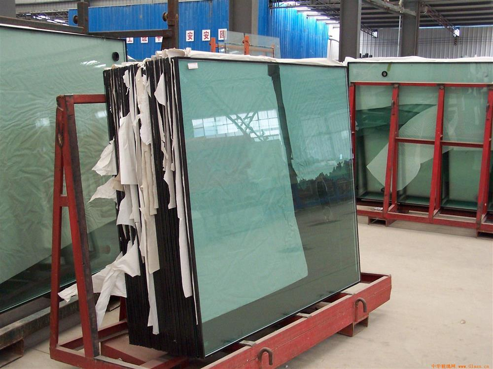 Semi-Tempered Laminated Glass with PVB