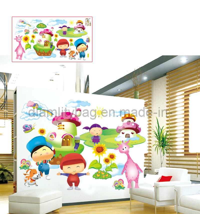 2013 New PVC/Vinyl Wall Sticker