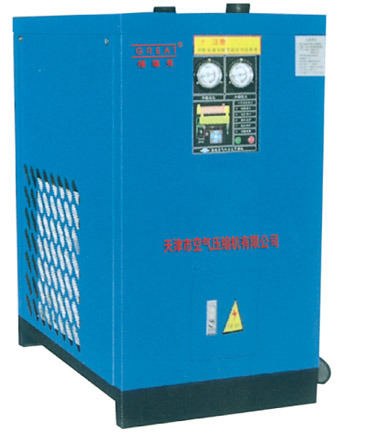 Wind Cooling Type Refrigeration Compressed Air Dryer