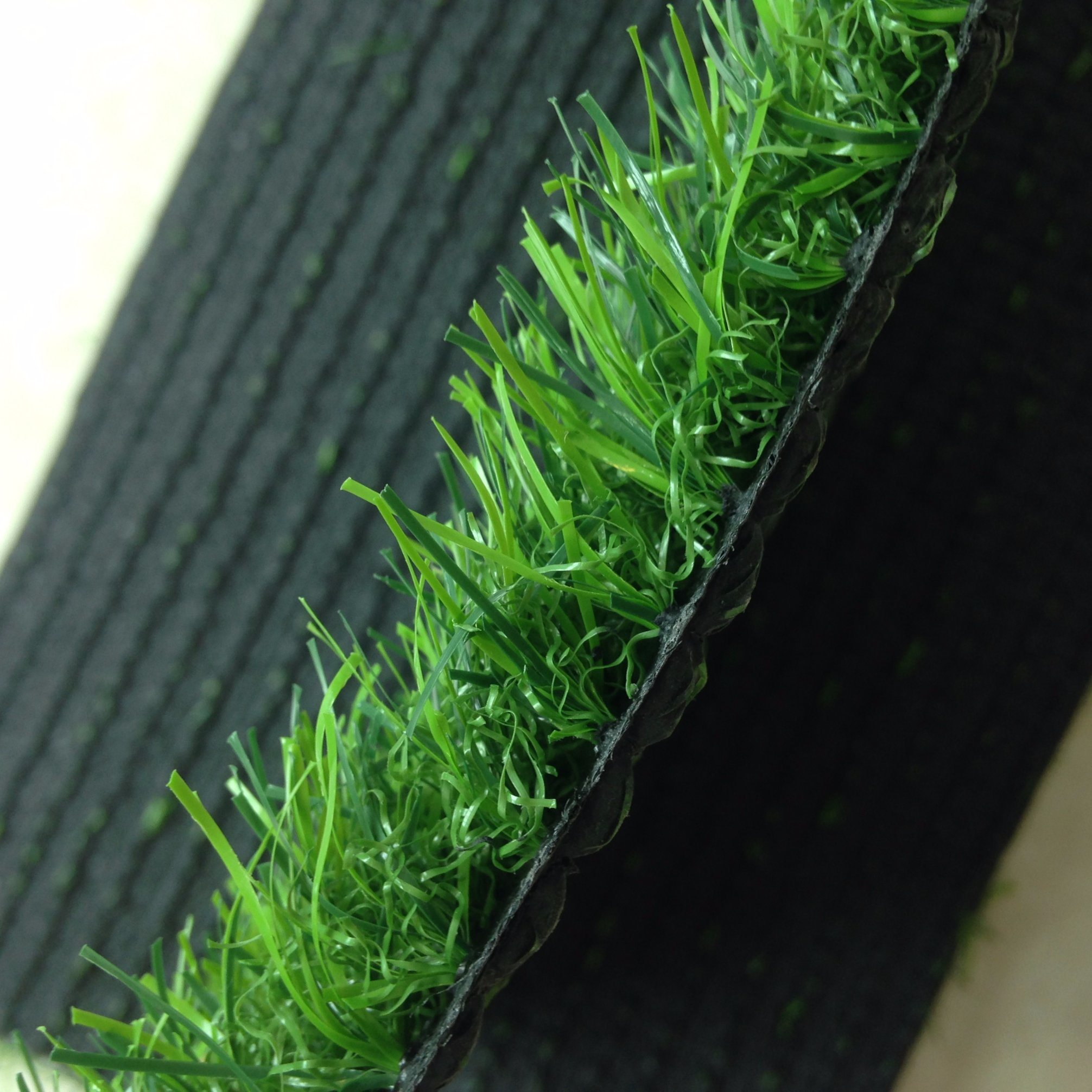 High Quality Double Color Green Artificial Turf/Grass