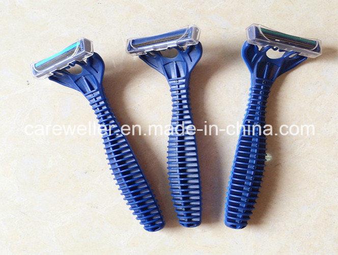Disposable Shaving Razor /Disposable Razor /Twin Blade Disposable Razor