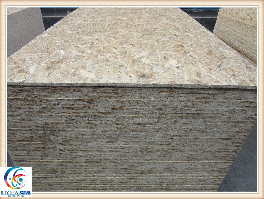 Hot Sale Furniture Construction Packing Grade OSB