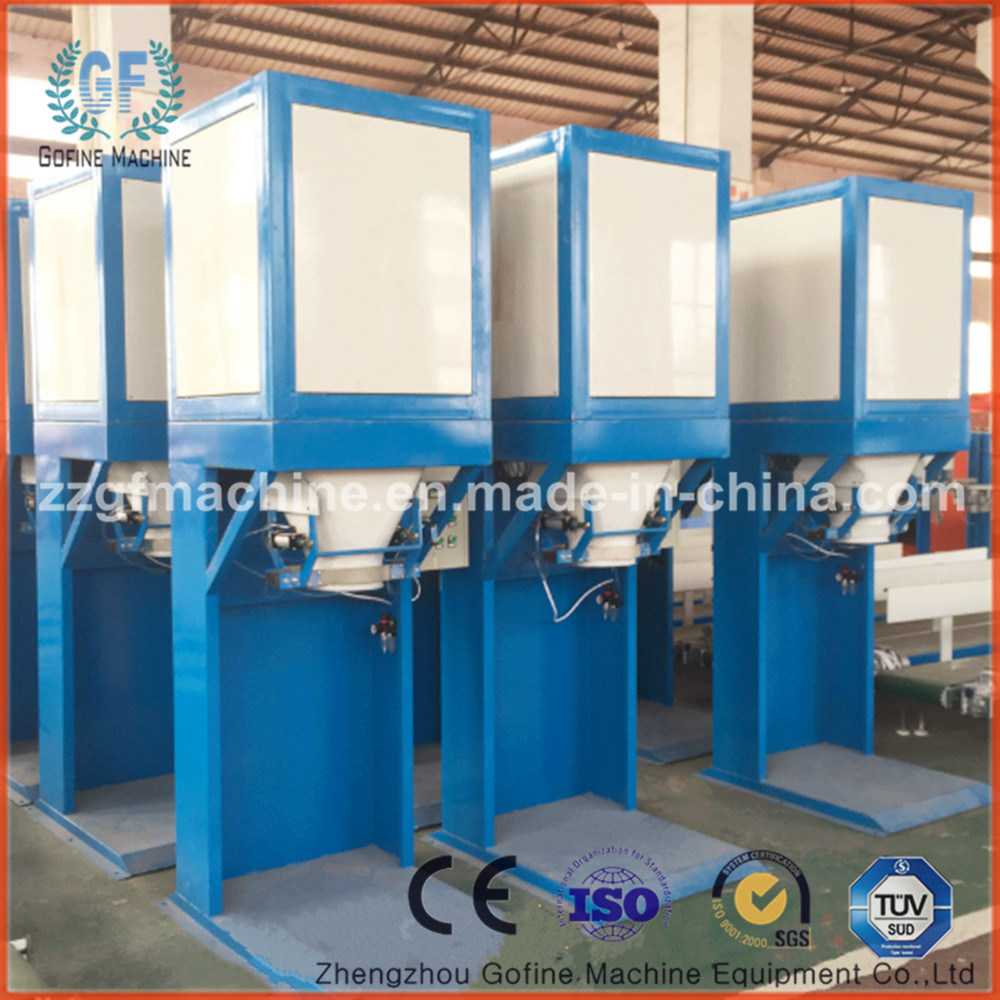 Vertical Wood Granule Packing Machine