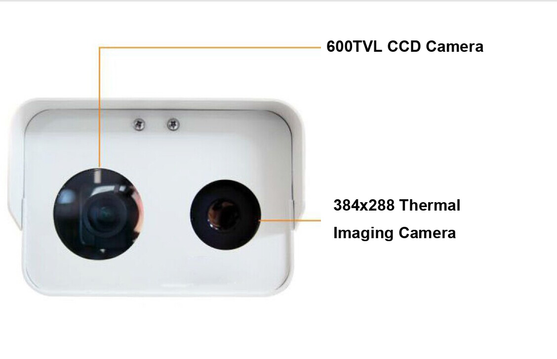 Body Temperature Measureing IR Thermal Imaging Camera