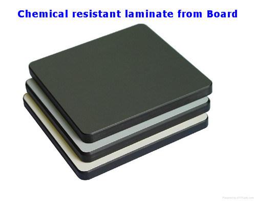 China hpl laminated board lamination sheet