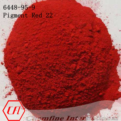 Pigment & Dyestuff [6448-95-9] Pigment Red 22