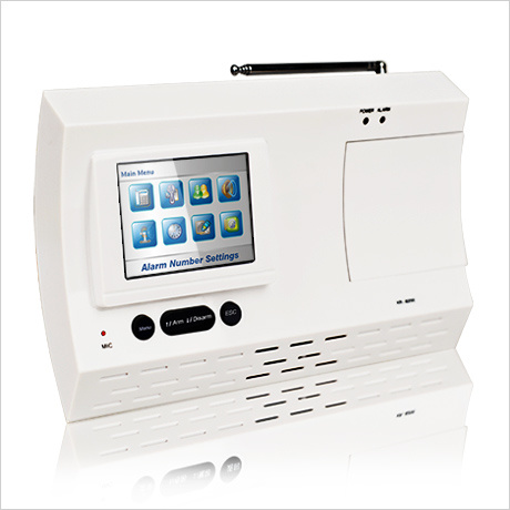 TFT Wireless Security Alarm System with Contact ID Function (KR-8200)