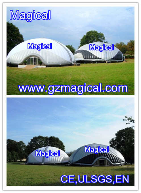 Inflatable Activity Tent (MIC-539)