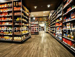 H Type Heavy Duty American Style Supermarket Shelf/Storage Rack