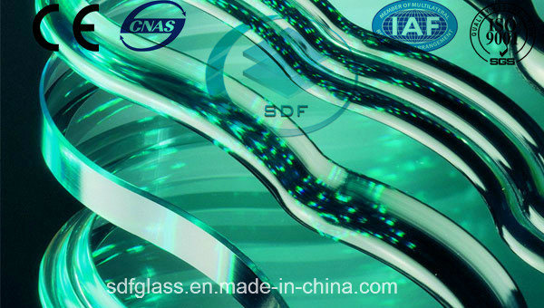 Clear/Tinted/Safety/Toughened/Curved Tempered Glass with CE/ISO/Csi (3mm-25mm)